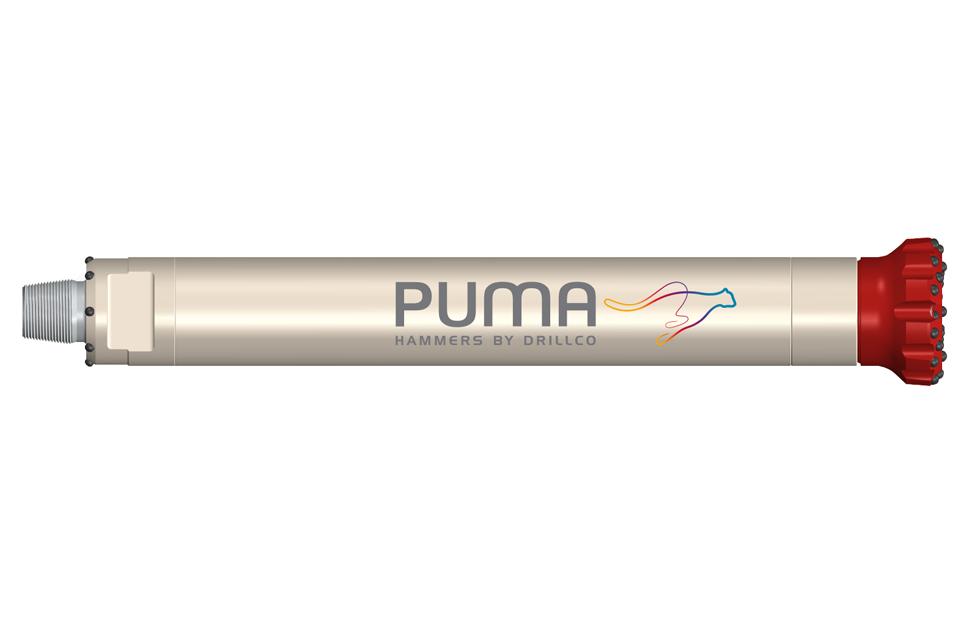 Puma 8.1 DHD 380 Hammer