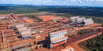 Drillco achieves record performance at Vale's S11D iron mine