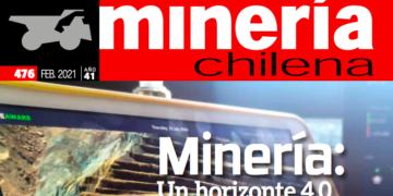 Drillco en Mineria Chilena Edicion Febrero 2021