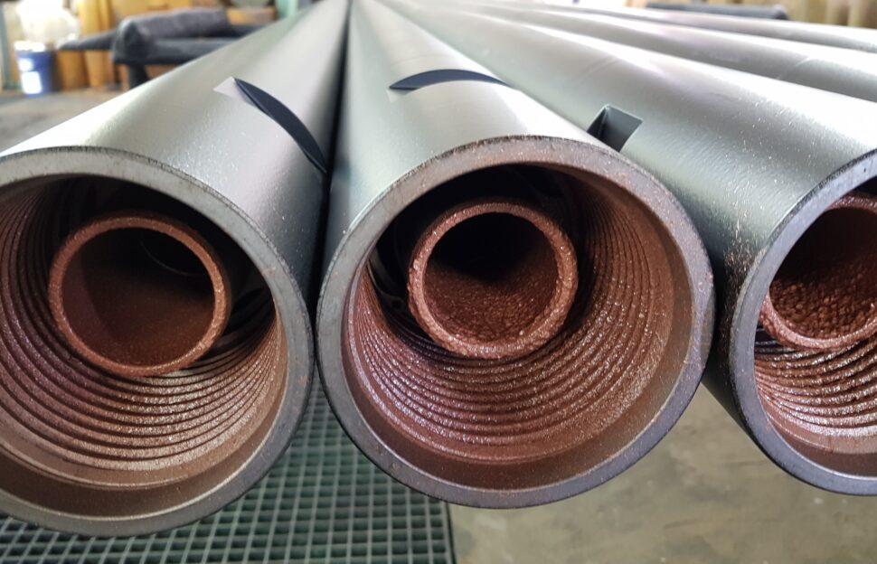 Drillco Reverse Circulation Rods