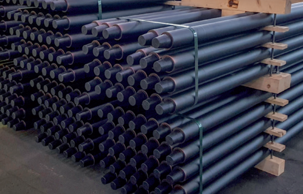 Blasthole Drilling Rods by Drillco